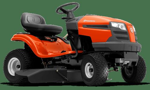 Tractor TS138 futugarden