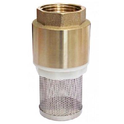Valvula-pie-con filtro